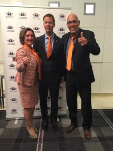 With JT Foxx and Carolien Kuyper